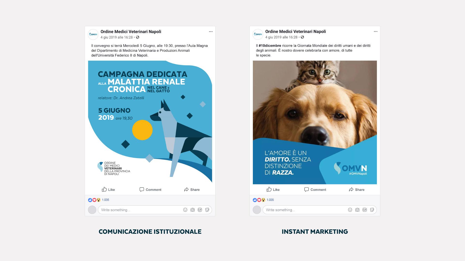 social ordine dei medici veterinari